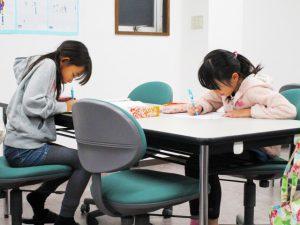 未来塾小学部の英語
