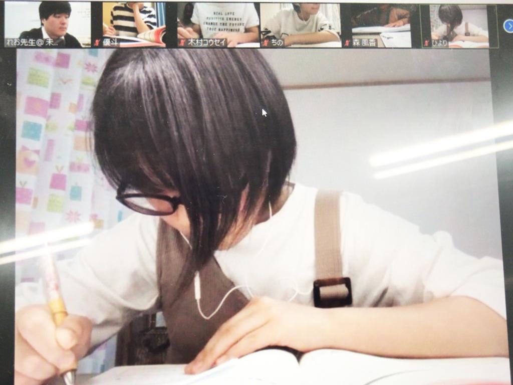 壬生町の個別指導未来塾のみらいオンラインスクール